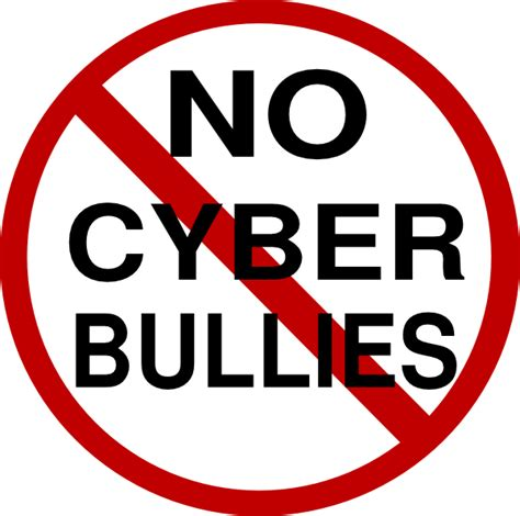 Cyberbully Clipart