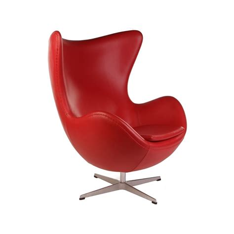 Home Interior Furniture Design by Jacobsen Egg Chair Mid Century Lounge Chair Mid