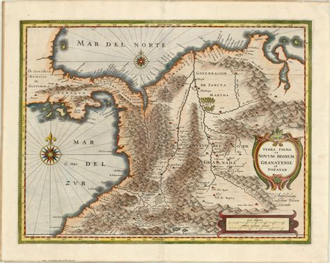 tierra firme the province of tierra firme and the new kingdom of granada and popay 225 n viewer world digital