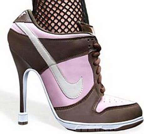 trainers high heels high heel trainers