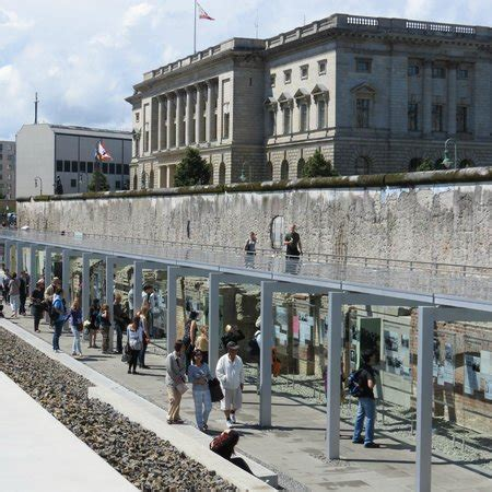 topography of terror museum entrance noticeboard picture of topography of terror berlin tripadvisor