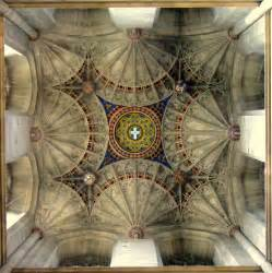 3d Interior inside bell harry tower canterbury cathedral 2 miles