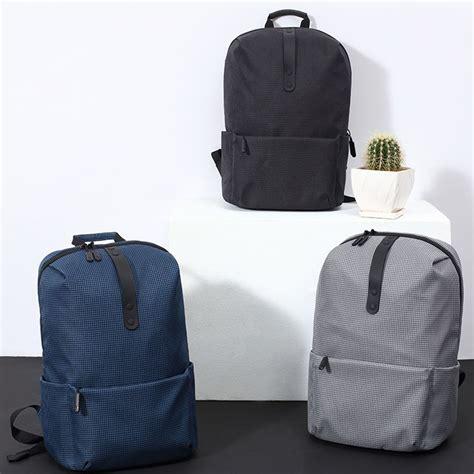 Tas Ransel Laptop Backpack Casual Unisex Pria Wanita St 033 xiaomi millet tas ransel laptop casual black jakartanotebook
