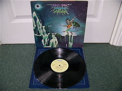 Brb Records Popsike Uriah Heep Demons And Wizards Uk 1972 1st Press Vinyl Album Ex Vinyl