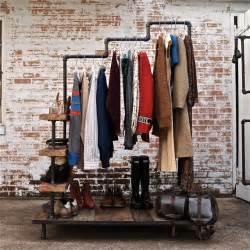 Cool Clothing Racks by Coat Racks