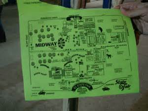 carolina state fair map sc state fair 2007