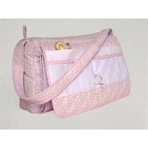 cuscino fasciatoio borsa fasciatoio nursery rosa il mio primo corredino
