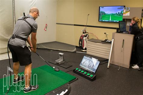 golftec swing evaluation golftec lesson review plugged in golf