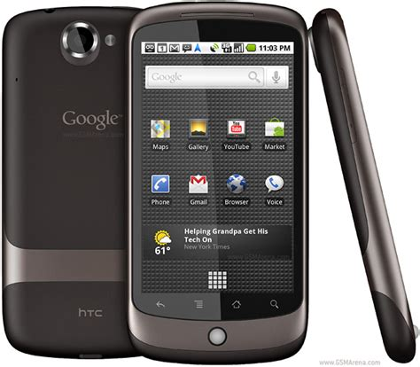 Hp Nexus One htc nexus one pictures official photos