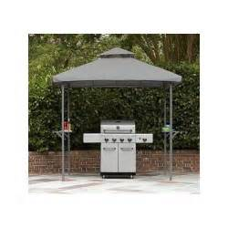 Bbq Grill Gazebo Covers by Backyard Grill Gazebo Bbq Patio Shade Cover Canopy
