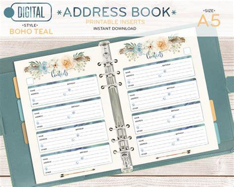 address book template mac 30 address book templates free word excel pdf designs