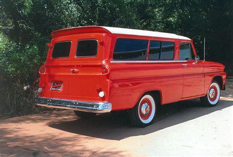 Bow Windows For Sale 1966 chevrolet suburban custom wagon 61147
