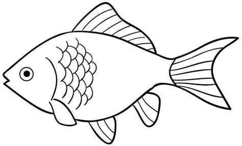 10 mewarnai gambar ikan bonikids coloring page