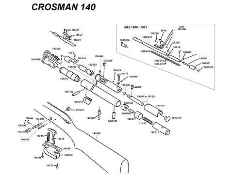 bb gun parts diagram air rifle parts diagram images frompo 1