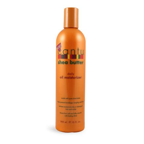 top ten oil moisturers for limp hair product review cantu shea butter daily oil moisturizer