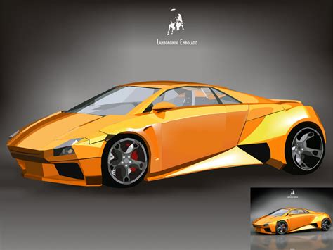 Picture Of Lamborghini Lamborghini Embolado Images 1 World Of Cars