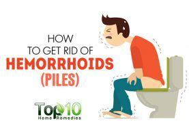 How To Get Rid Of Hemorrhoids At Home by Home Remedies For Hemorrhoids Piles Top 10 Home Remedies