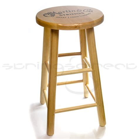 guitar bar stools c f martin guitar solid wooden logo bar stool