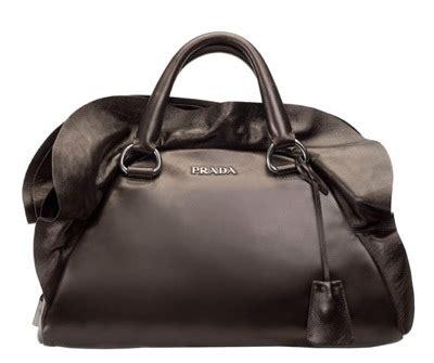 On Our Radar Prada Resort Shoes And Handbags by 11 Prada Mordore Nappa Leather Satchel Prada Handbags