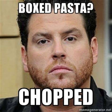 Chopped Memes - scott conant chopped meme funny pinterest l wren scott and memes