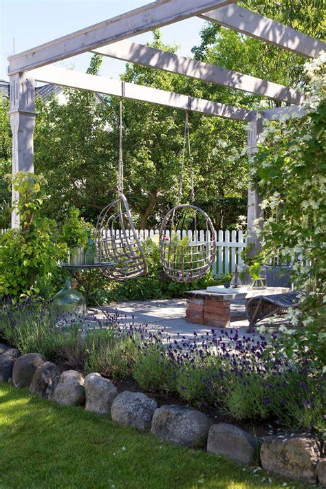 terrasse 50 wohnfläche giardino rustico guida 25 idee per un giardino ricco
