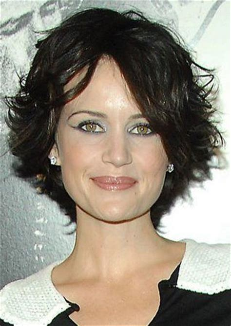celebrity hair talk carla gugino short hair hair gt celebrity hair talk