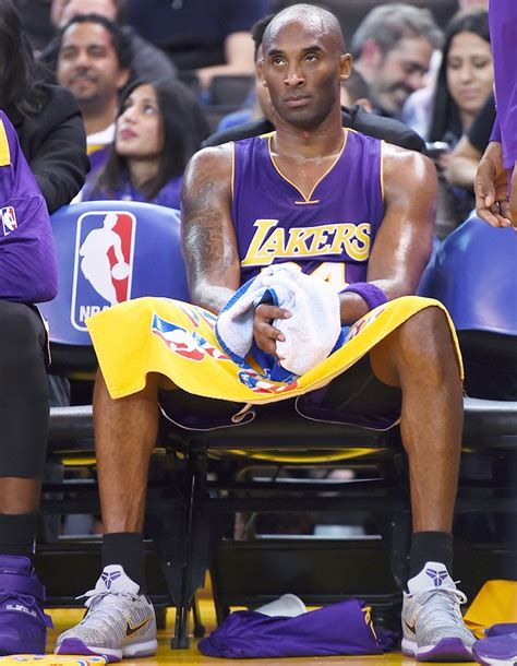 kobe bryant bench it s the end of an era rediff com sports