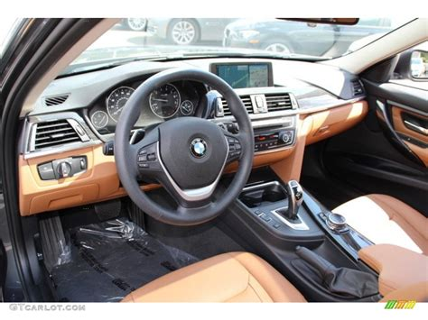 Bmw 328i Interior by Saddle Brown Interior 2014 Bmw 3 Series 328i Xdrive Sports