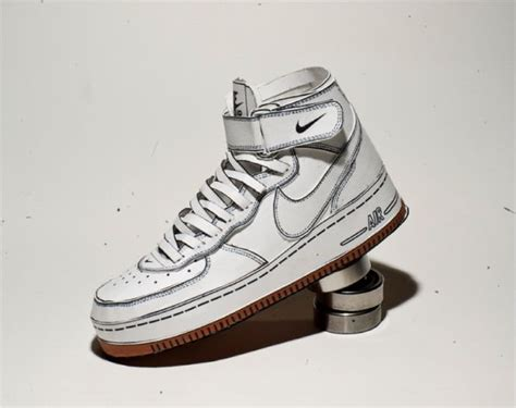 Papercraft Shoes - nike air 1 de shin paper toys papercraft