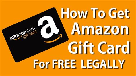 Free Gift Cards Amazon - amazon gift card generator free codes 2017 updated