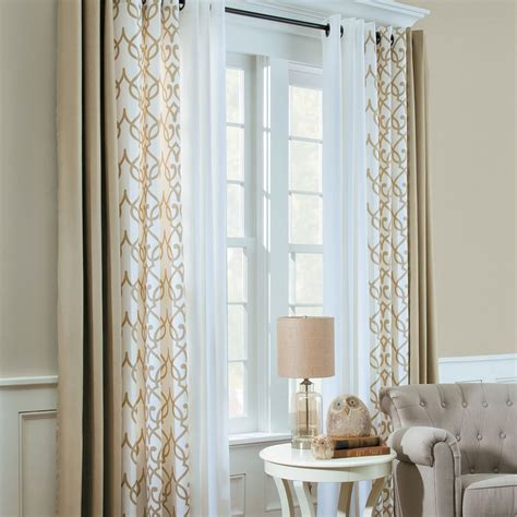 Gardinen Set Wohnzimmer by How To Measure For Drapes Measure For Curtains