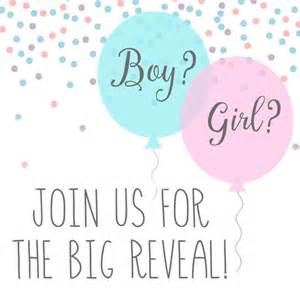 Halloween Invitation Ideas Baby Gender Reveal Party Invitations Happiness Is Homemade