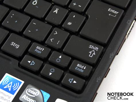 Keyboard Laptop Samsung N150 review samsung np n150 eom netbook notebookcheck net reviews