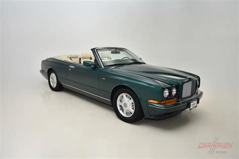 1997 bentley azure 1997 bentley azure and car dealership