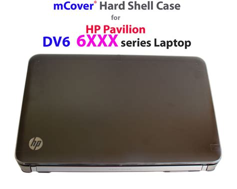 Hello Casing Hp Hardcase For Xiaomi Series clear mcover 174 shell for new 15 6 quot hp pavilion dv6 6xxx series laptop ebay