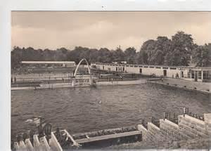 schwimmbad bad frankenhausen alte ansichtskarten postkarten antik falkensee