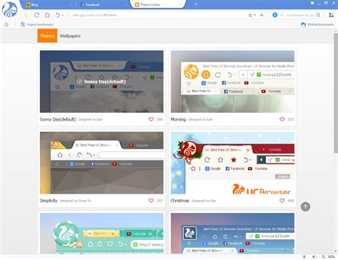 uc themes center download uc browser for pc windows zyro