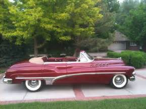 1950 Buick Roadmaster Convertible For Sale Lincoln Continental Cabriolet Hemmings Daily