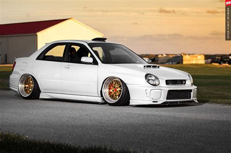 2002 Subaru Wrx Sti The Way Photo Image Gallery