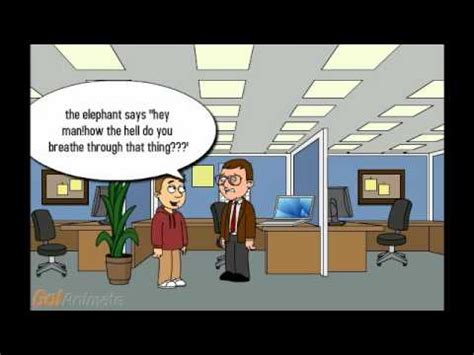 Office Bullying by Goanimate Office Bully