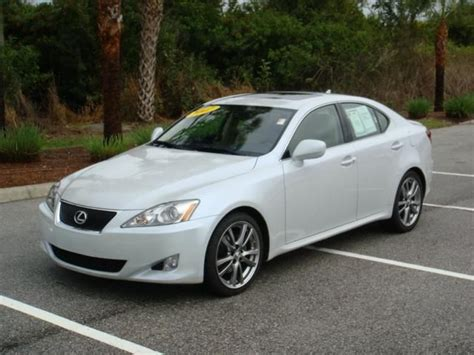 2007 lexus is 250 premium and x package for sale in lexus is250 sarasota mitula cars