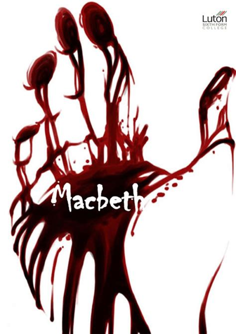 In Blood The Dagger Chronicles macbeth