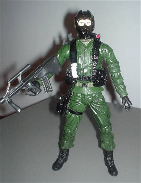 Custom Phone Cyclops Gear alley viper metal gear solidus snake figure spawn
