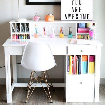 desk and hutch white 17 best ideas about white desk with hutch on