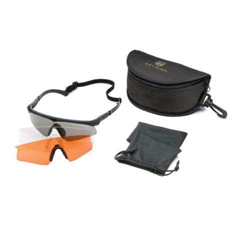 revision eyewear sawfly shooter s kit deluxe large