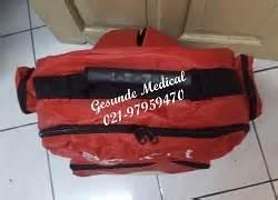 Tas Mini Obat P3k Merah tas ransel p3k tas pertolongan pertama pada kecelakaan toko medis jual alat kesehatan