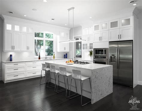 Kitchen Countertops Surrey Bc by And Bright Surrey Bc Kitchen