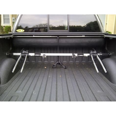 thule bed rack thule truck bed bike rack review bicycling and the best bike ideas