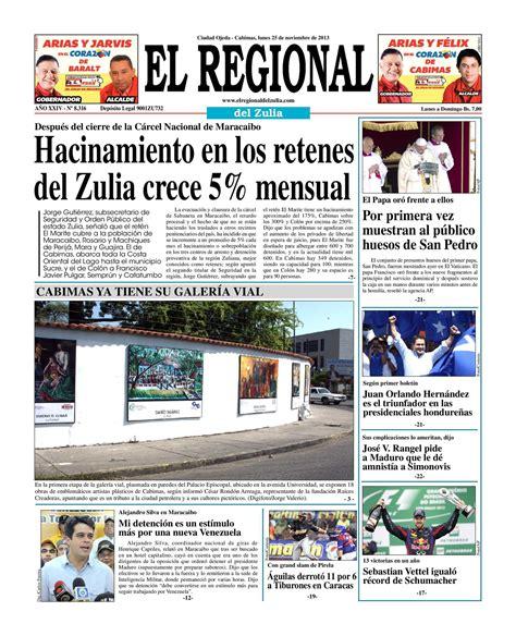 El Regonal Del Zulia | calam 233 o el regional del zulia 25 11 2013