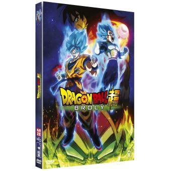 dragon ball super broly dvd precommande date de